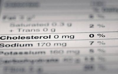 ¿Sabes leer el etiquetado nutricional?